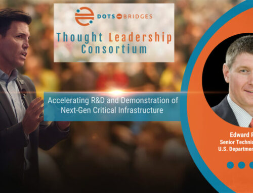 Accelerating R&D and Demonstration of Next-Gen Critical Infrastructure w/Edward Rhyne, DOE