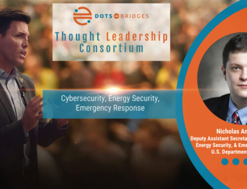 Cybersecurity, Energy Security, Emergency Response w/Nicholas Andersen, U.S. Department of Energy, January 19th at 11:00 am ET