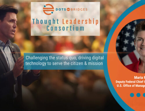 Driving Digital Technology to Serve the Citizen and Mission w/Maria Roat, Deputy Federal CIO, OMB